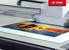 Így készül a CEWE VÁSZONFOTÓ :)  #cewe #vaszonfoto #design
