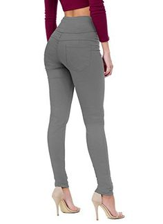 Hybrid & Company Women's Butt Lift V3 Super Comfy Stretch Denim Skinny Jeans This butt lift skinny Jeans made of ultra soft & stretchy fabric, specially designed to hug your body and enhance your curves. Very comfortable and stylish. This is Version 3 Butt lifter. The first version can be found here https://www.amazon.com/dp/B01EVX65PKFabric blended with spandex for stretch and comfortMachine wash, Tumble dryGive your bum a lift with specially designed fit to lift an