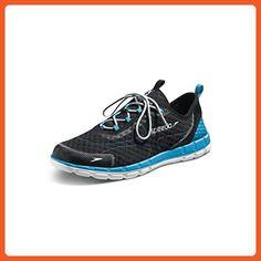 Speedo Women's Upswell Water Shoe, Black/White, 6 M US - Outdoor shoes for women (*Amazon Partner-Link)