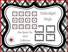 New Years Eve Collection  www.schoolgirlstyle.com