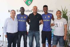 Samuel Kingston, kid brother of renowned Ghanaian star, Laryea Kingston and another Ghanaian footballer, Theophilus Mensah have signed for Yalova SK on a one-year contract each, it is official.