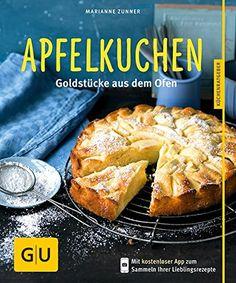 Lassen Sie sich von vielen Apfelkuchen-Rezepten inspirieren! Mit diesem Kochbuch gelingen Ihnen ihre eigenen Goldstücke im Links. Bestellen Sie jetzt bei Amazon.