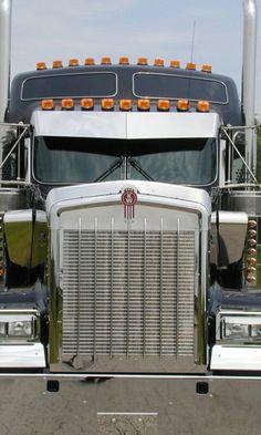 Kenworth truck W 900