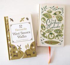 Debbie Powell, book cover, illustration, print, pattern, gerden, nature, green, type, design, printmaking, lettering