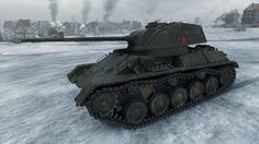 World of Tanks T-80 13 frags !!! - Winterberg
