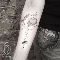 Tattoo-Trends 2018: Nach diesen Motiven sind jetzt alle verrückt!