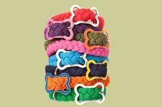 fuchs & fjonka - mascot sailors knot collars