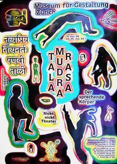 Tala Mudra Rasa by Schraivogel, Ralph