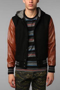 The Narrows McCarren Varsity Jacket  #UrbanOutfitters