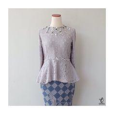 Kebaya Muslim, Kebaya Hijab, Batik Kebaya, Muslim Dress, Batik Dress, Model Dress Kebaya, Model Kebaya Brokat Modern, Kebaya Modern Hijab, Lace Outfit