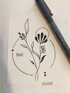 Geometric/ Blumen