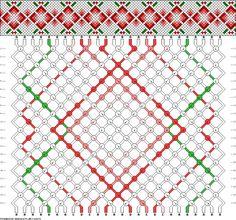 Friendship Bracelet Pattern 64878 new