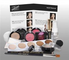 Mehron Dancer's Makeup Kit *** See this great product.