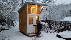 13-year-old builds his own house for $1,500: Watch when he opens the door and shows the masterpiece.