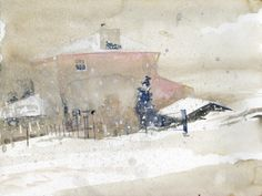 andrew wyeth winter paintings - Google Search