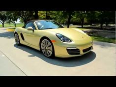 2013 Porsche Boxster Review & Test Drive by The Car Pro