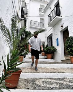Take a walk on the Frigiliana side! #lost #in #oldtown #me #men #travel #menstyle #travelblogger #travels #spain #luxury #luxurylife #ootd #ootdmen