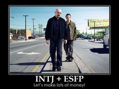 Intj and esfp friendship