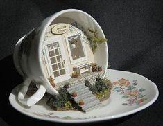 Teacup Fairy Garden 15