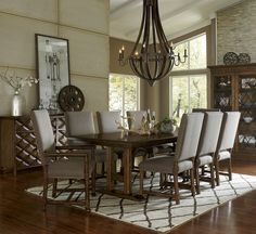 Echo Park Table and 4 Chairs