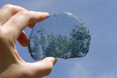 Transfer photos to glass using mod podge or acrylic medium