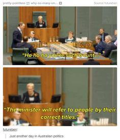On #AusPol: | 47 Times Australians Totally Nailed It On Tumblr In 2014