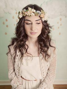 Corona de flores / Flower's crown