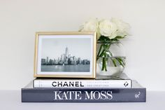 Brass has been trending for a while now and is predicted to continue during It is a timeless metal that when done right can look very sophisticated and add warmth to a room. Coffee Table Styling, Polished Brass, Lust, Frame, Inspiration, Decor, Picture Frame, Biblical Inspiration, Decoration