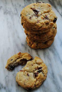 Cranberry Cookies byEmanuela Carratoni