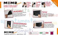 MEMO board - TILESKIN® shop