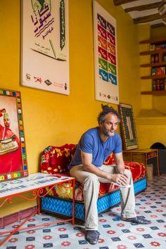 AFAR Magazine Post: Morocco's Medina: Marrakech Through the Eyes of an Artist by Gisela Williams