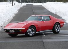 Chevrolet Corvette Stingray (1969)