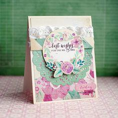 #wplus9, #cratepaper, #wedding, #congratulations