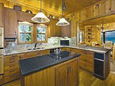 Traumhafte Holzhütte direkt am See - Ferienhaus für bis zu 10 Personen in Stateline, Kalifornien, USA. Objekt-Nr. 212160