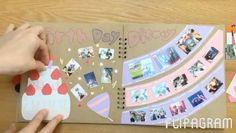 Album, Diy And Crafts, Presents, Scrapbook, Birthday, Flowers, Handmade, Wedding, Instagram