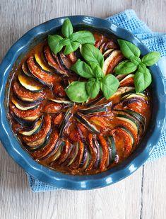 Vegetarian Recipes Easy, Veggie Recipes, Healthy Recipes, Yummy Recipes, Ratatouille Recipe, Food C, Recipes From Heaven, Spring Recipes, Fruit And Veg