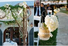 Rustic and Elegant Texas Wedding