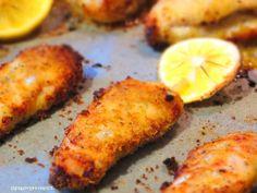 Rezepte mit Herz ♥: Lime Chicken Tenders