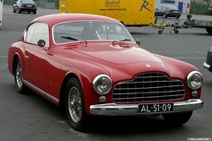 1950 Ferrari 195 Inter by Ghia
