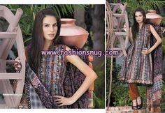Firdous Fashion Lawn Collection 2013 Volume 2 For Eid