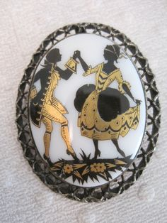 vintage victorian brooches - Google Search