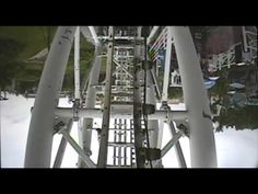 Totally INSANE Chinese WTF Roller Coaster! Screamin Squirrel POV Mysterious Island China - YouTube