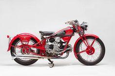 1934 Moto Guzzi V  |  Pipeburn.com