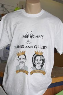 Support you choice for King and Queen Moocher