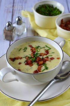 KAPROS SAJTLEVES Baby Food Recipes, Soup Recipes, Diet Recipes, Healthy Recipes, Hungarian Recipes, Recipe Collection, Soup And Salad, Diy Food, Food Hacks