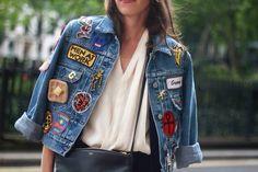 Street style 2014 - fashion week