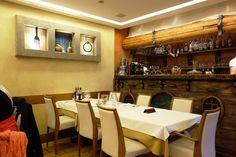 Inside Johnson Restaurant