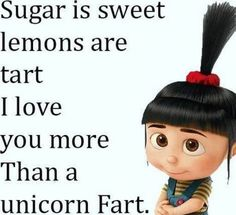 Cute Funny Despicable Me pictures PM Sunday 06 March 2016 PST) 10 pics Funny Minions Minion Humour, Funny Minion Memes, Minions Quotes, Funny Jokes, Despicable Me Quotes, Agnes Despicable Me, Funny Memes About Girls, Funny Shit, Haha Funny