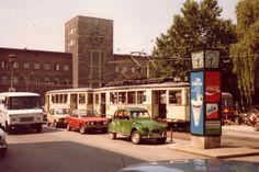Bahnhof Vintage, Linz, Historical Pictures, Primitive