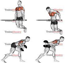 Métodos de treino de musculação para o emagrecimento - Treino Mestre